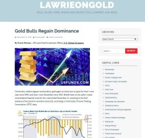 https://lawrieongold.com premium coverage of the world of commodities